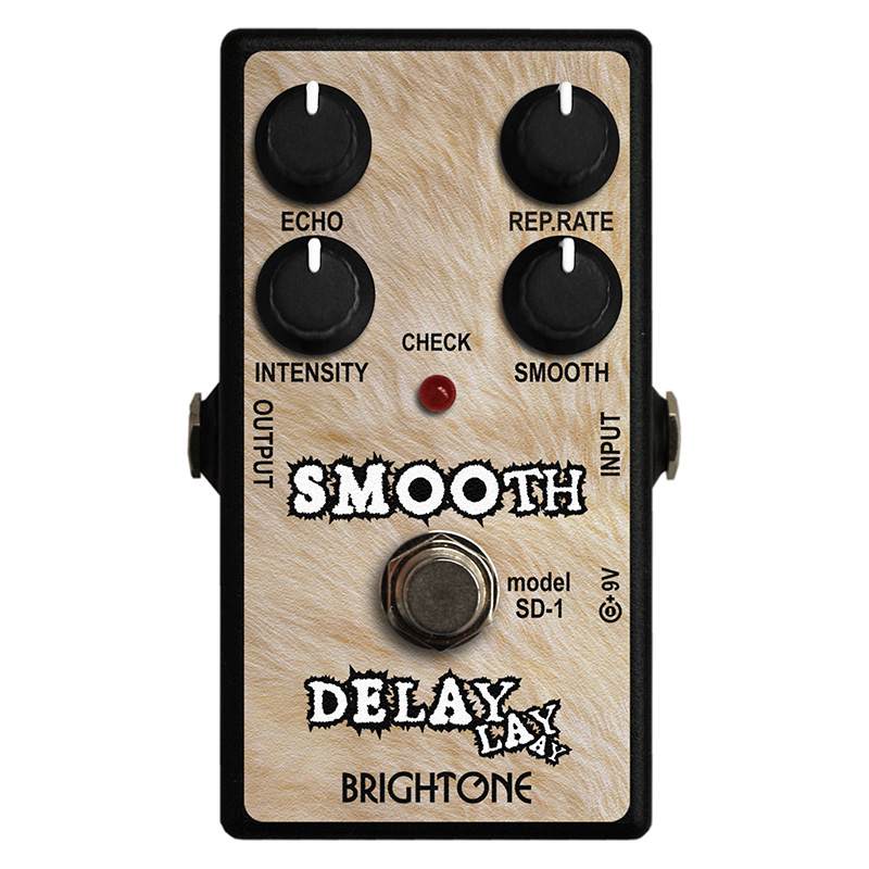 Smooth Delay-1