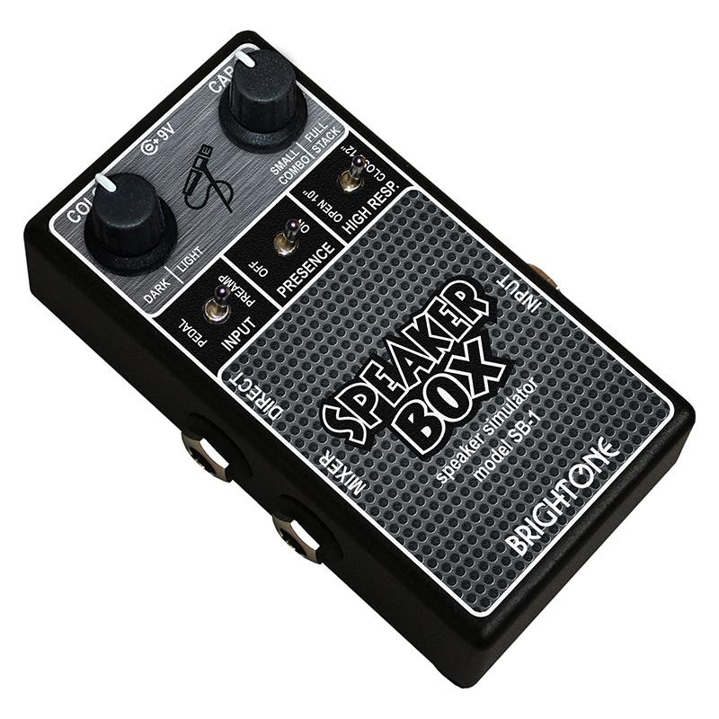 Speaker Box-2
